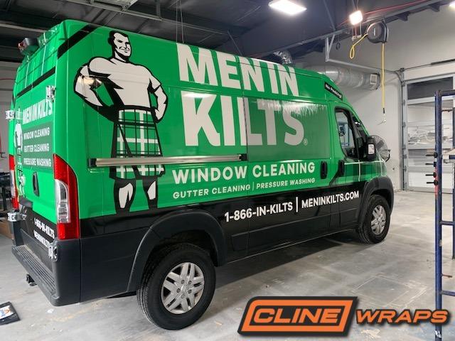 Cline Wraps - Van Wraps Houston